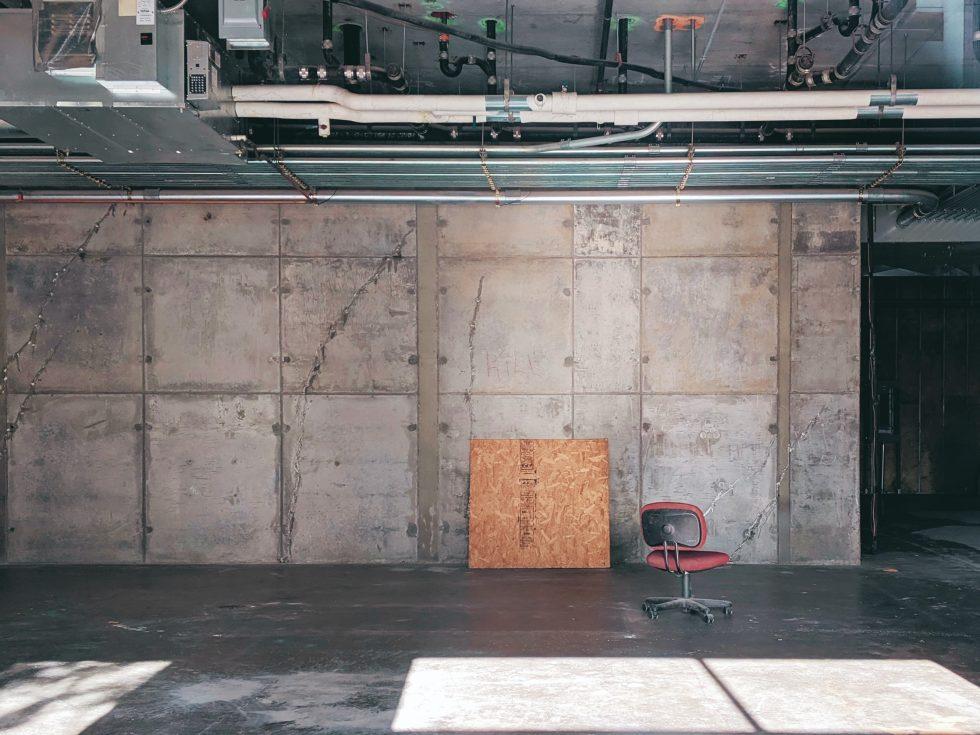 prazna prostorija